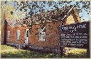 Seth Hays Historic Home