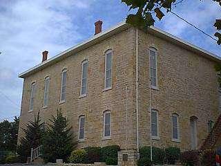 Historic Territorial Capitol of Kansas