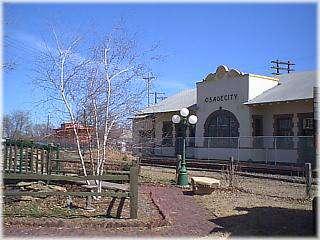 Sante Fe Depot Museum