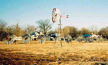 Almena Windmill Collection