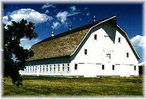 Biggest Barn in Kansas