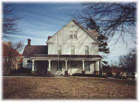 Roebke Historical Home