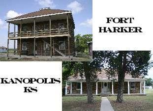 Fort Harker Museum Complex